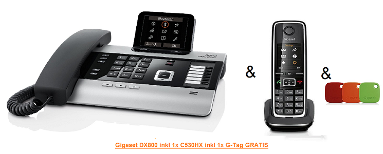 Gigaset DX800