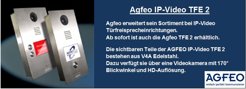 Agfeo TFE2