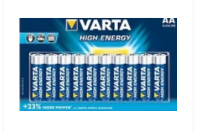 VARTA - Großpackungen