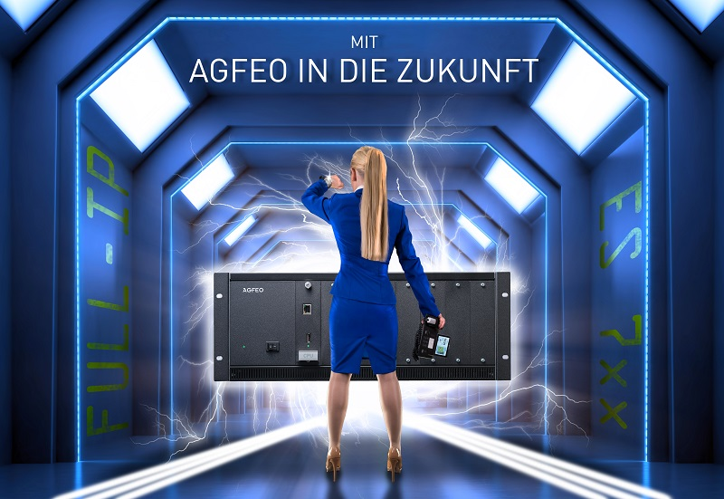 Agfeo Werbemittel      Kostenlos