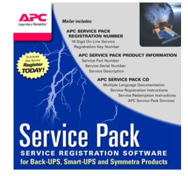 Garantieerweiterungen von APC