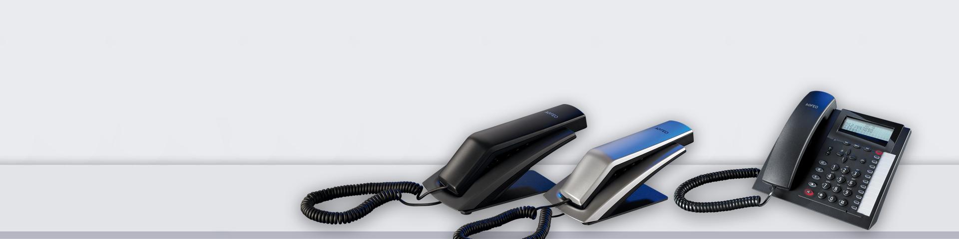 Analoge Telefone