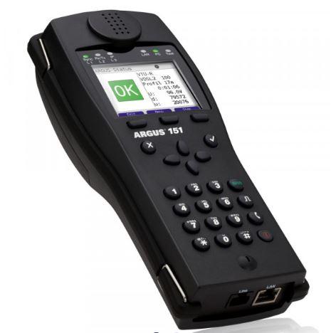 Tester/VDSL/ISDN/PoE/