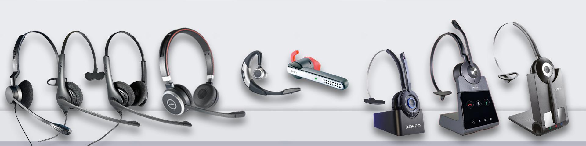 Konferenzsysteme & Headsets