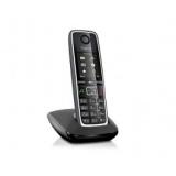 Gigaset C530 Schnurlostelefon mit Farbdisplay, schwarz