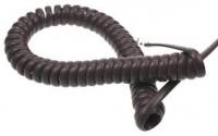 Hörerkabel 60cm schwarz