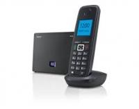Gigaset A540IP - Schnurlostelefon für VoIP, schwarz