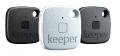 Keeper tripple package, 2x black, 1x white