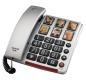 amplicomms BigTel 40 Großtastentelefon/Fototasten
