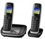 Panasonic KX-TGJ322GB schwarz DECT/AB
