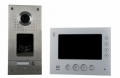 AE 1- Fam. RFID Farb-Video-Türsprechanlage Set 1