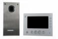 AE 1 Fam. Fingerabdruck Farb-Videotürsprechanlage Set 1