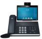 Yealink VP-T49G HighEnd-Videotelefon Inkl. Netzteil
