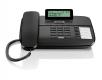 Gigaset DA710 Festnetztelefon mit Display und 10 Kurzwahltasten schwarz